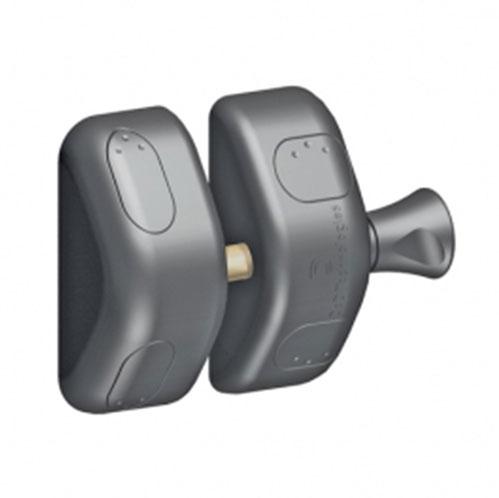 MagnaLatch Side Pull - svart uten nøkkellås