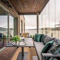 balkonginnglassing innvendig